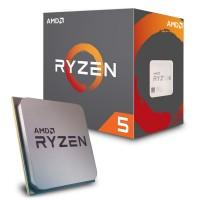 Amd Ryzen 5 2600X 4,25Ghz 19Mb Cache Soket Am4 Amd İşlemci Kutulu Box